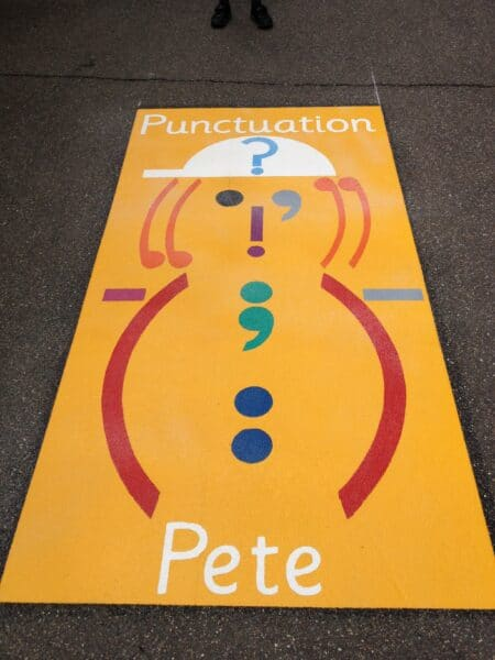 Punctuation Pete