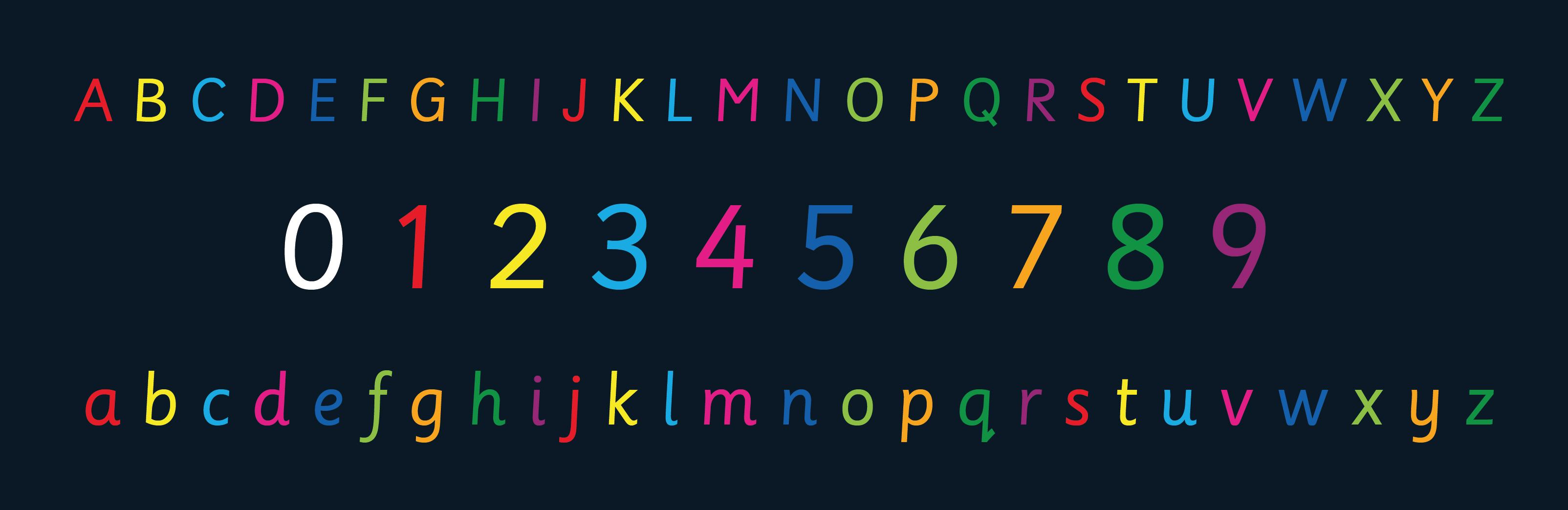 Numbers Amp Letters Thermoplastic Designs And Lines