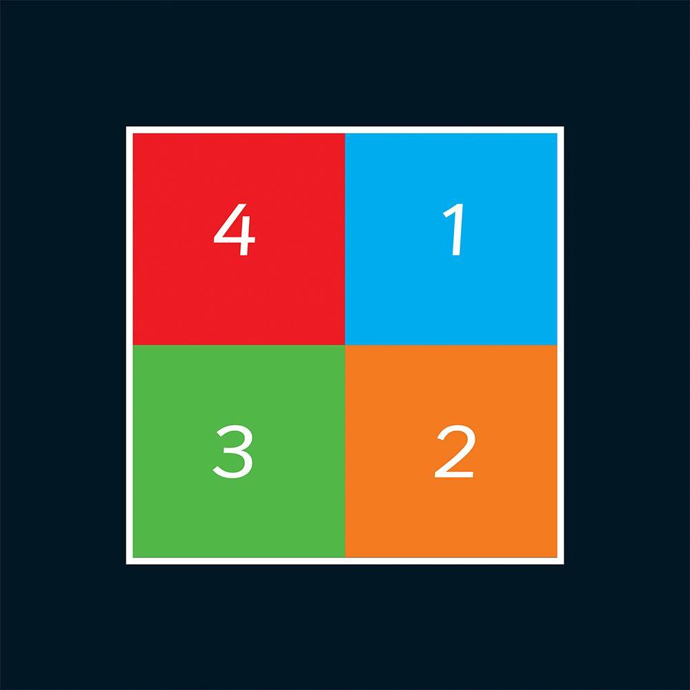 4 Square Solid