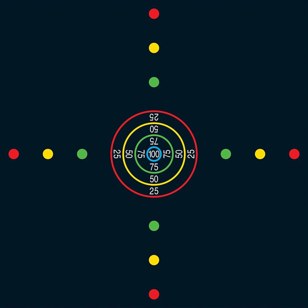 4 Way Target