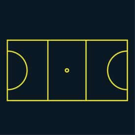Netball Court Markings Designed and Installed by the Experts