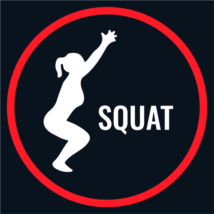 Fitness Spot - Squat
